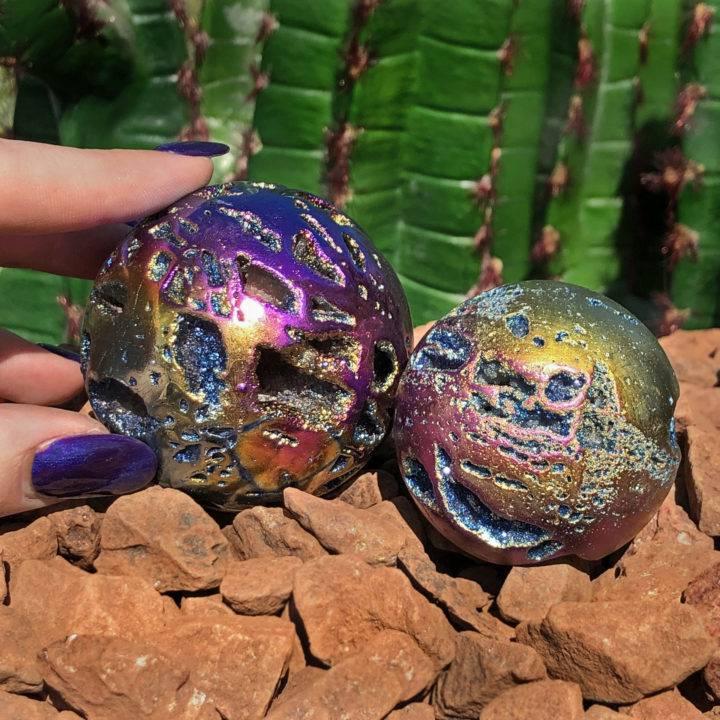 Aura Sphalerite Sphere