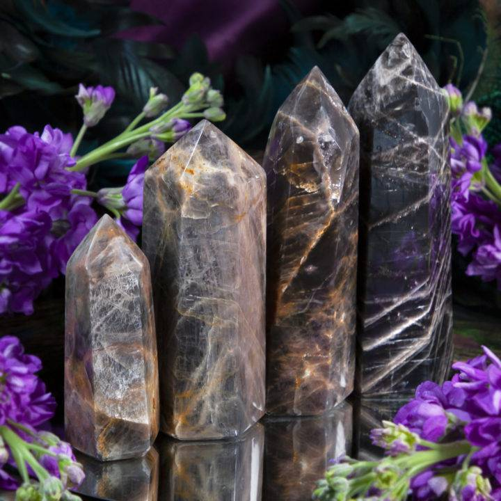 Black Moonstone Dream Manifesting Generator