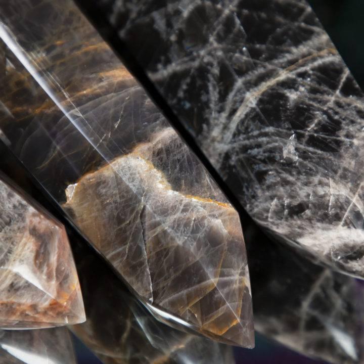 Black Moonstone Dream Manifesting Generator