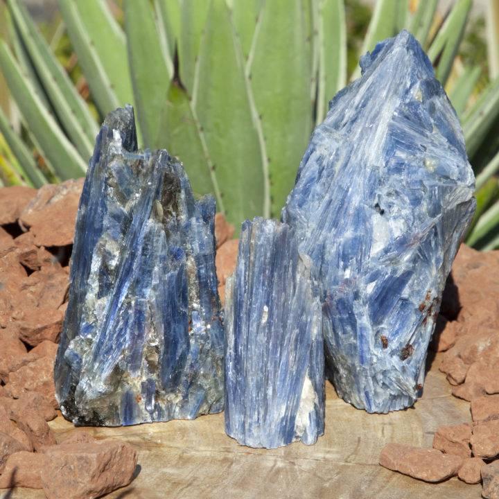 Blue Kyanite Castle