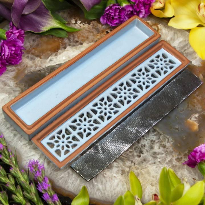 Ceramic Incense Stick Burner