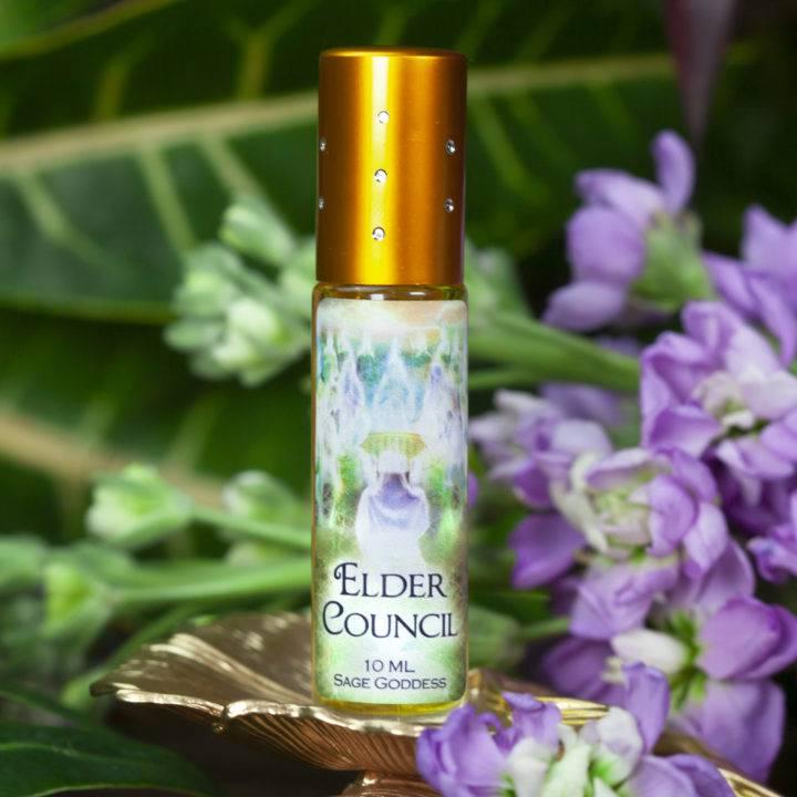 Elder Council Perfume