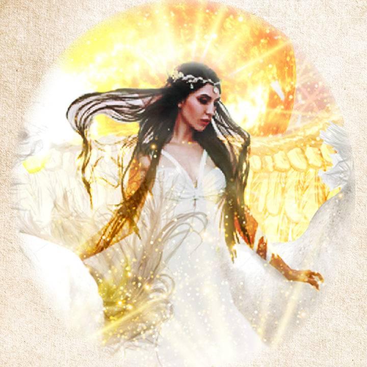 Full Moon Goddess Series: Song of Eos Set