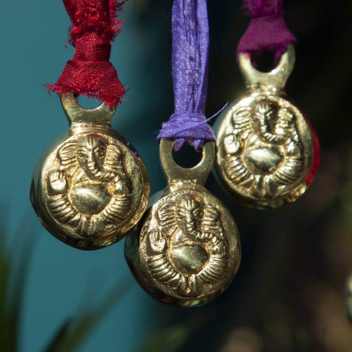 Ganesha Altar Bell