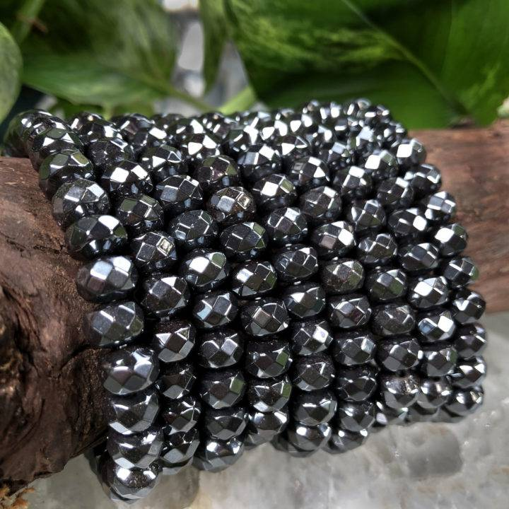 Hematite Ultimate Grounding Bracelet