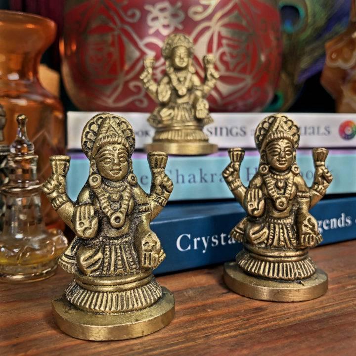 Lakshmi Prosperity Goddess Statue