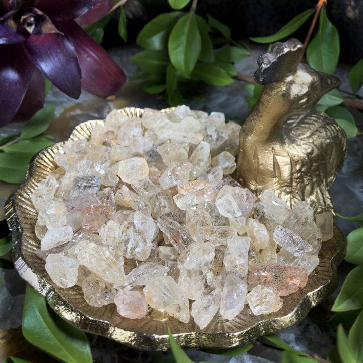 Natural Golden Scapolite