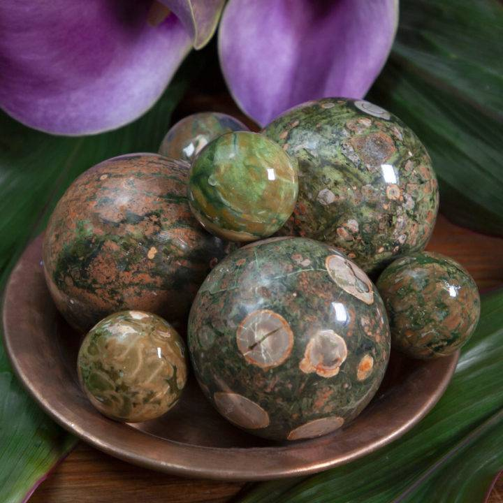 Rhyolite Wishing Sphere