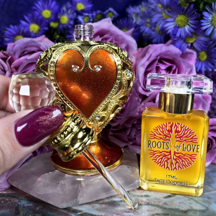 Roots of Love Perfume