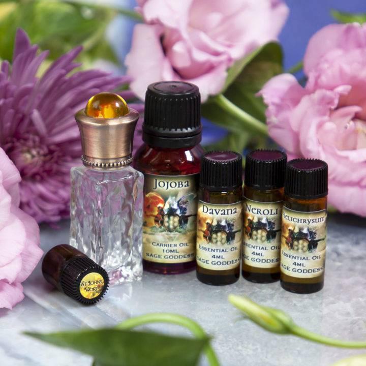 Soul Shift Exclusive Spring Gateway Perfume Blending Set