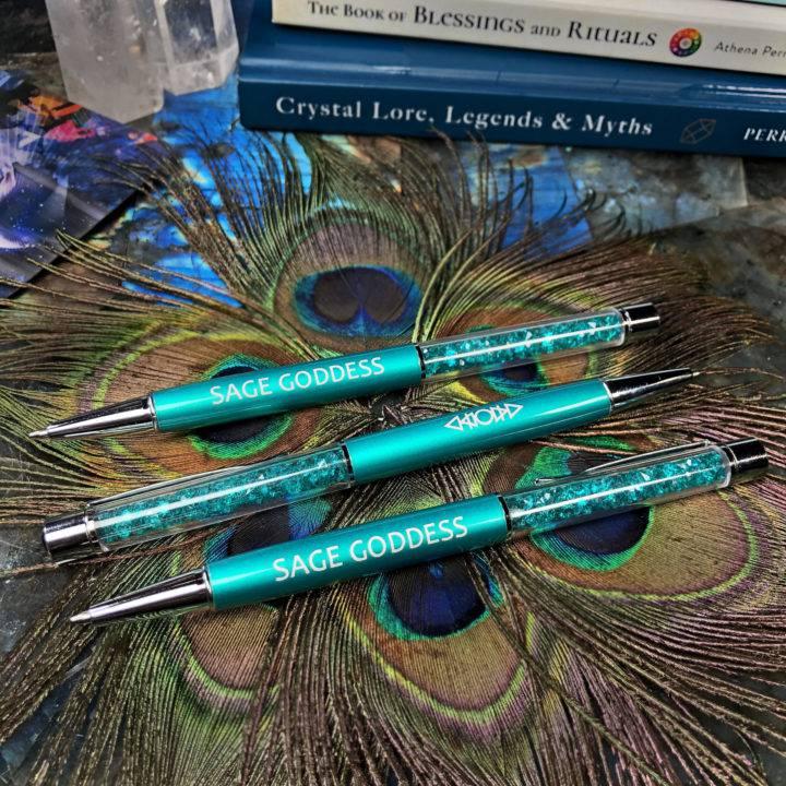 Sage Goddess Alchemy Pen