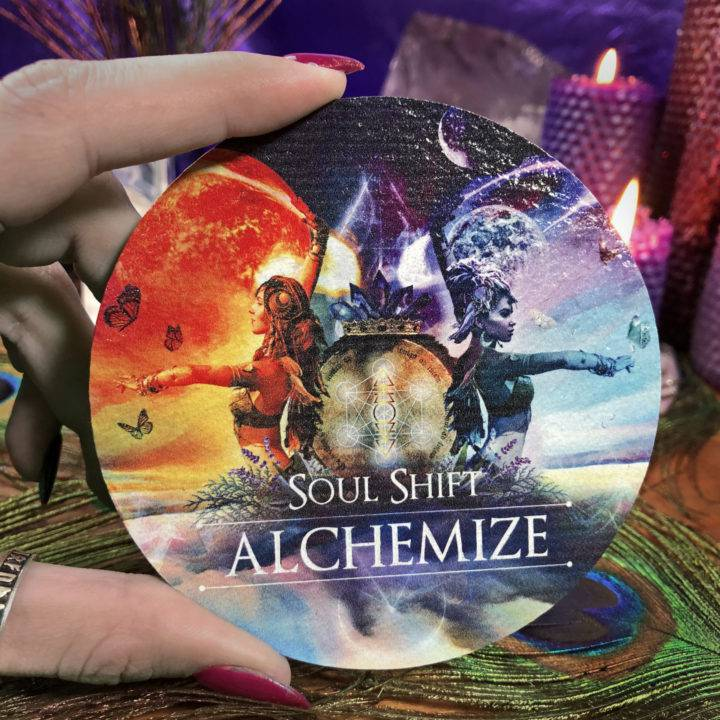 Soul Shift Alchemize Coaster