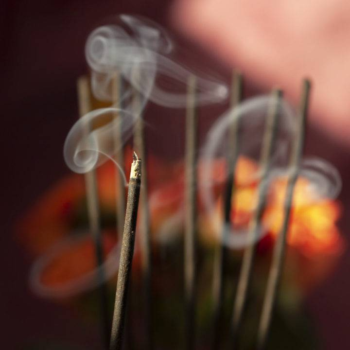 Vetiver Incense Sticks