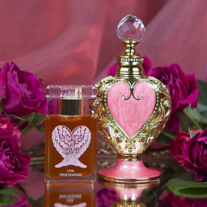 Wings of Love Perfume