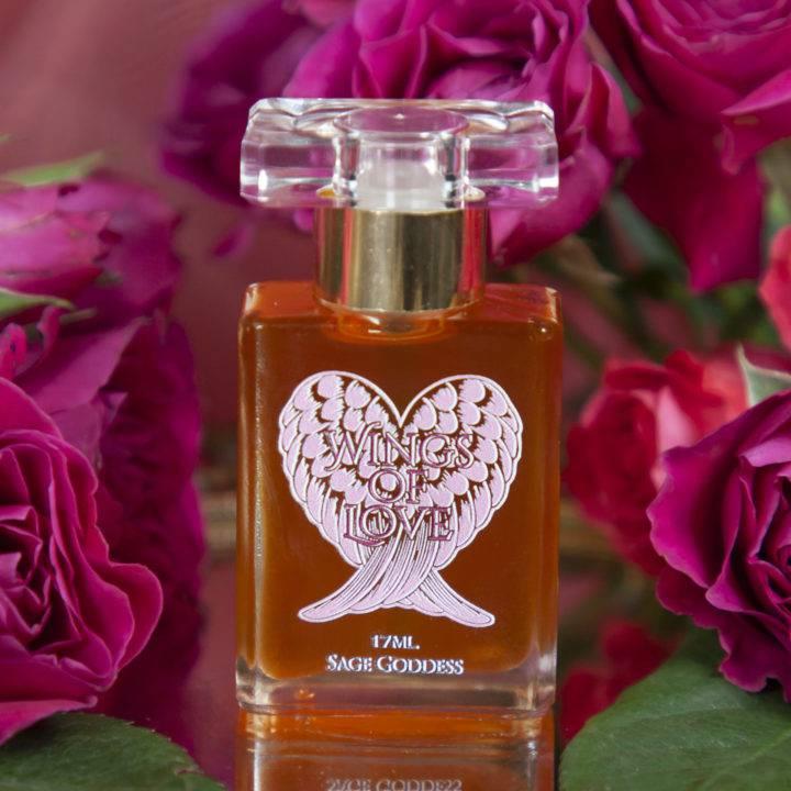 Wings of Love Perfume