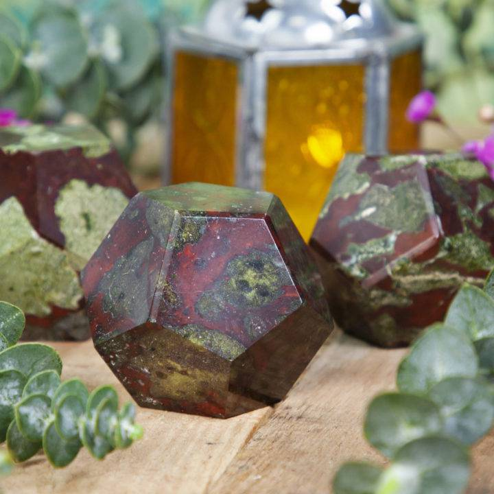 Dragonstone Dodecahedron