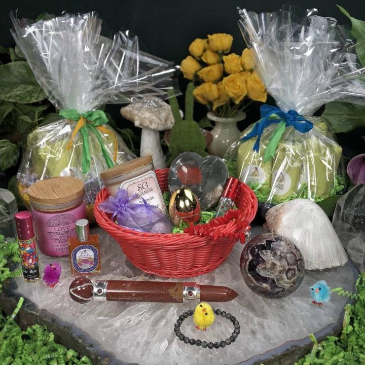 Easter Surprise Baskets