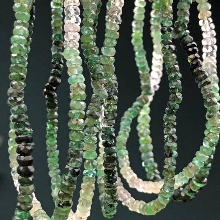 Emerald Personal Power Bracelet