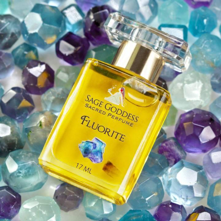 Fluorite Perfume