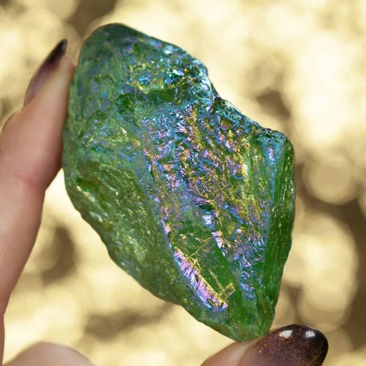 Green Aura Quartz