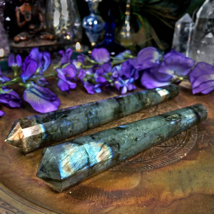 Labradorite Healing and New Beginnings Vogel