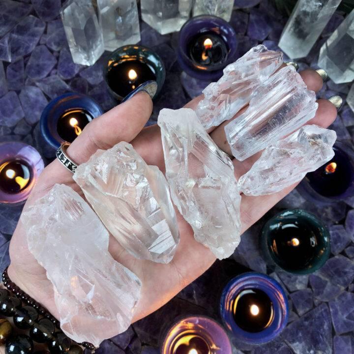 Lemurian Root Crystal