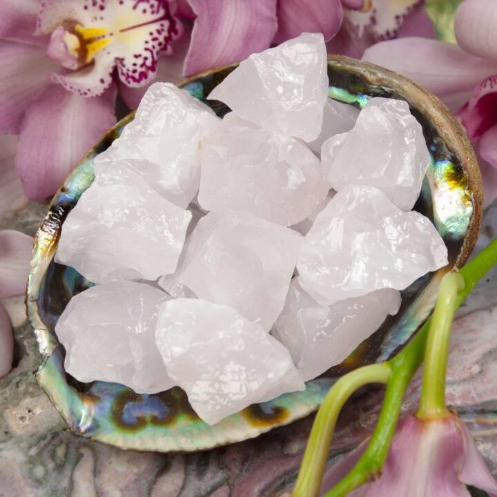 Natural Pink Mangano Calcite