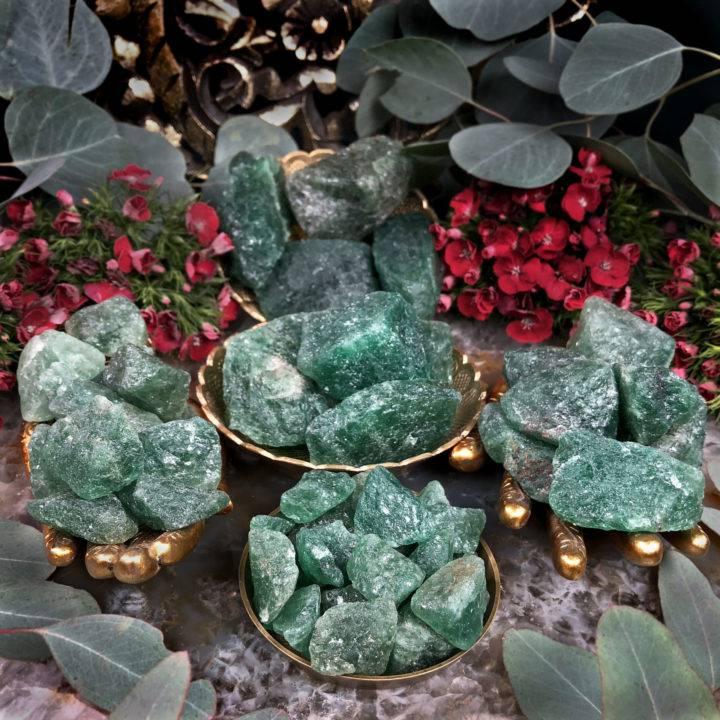Natural Green Tanzurine