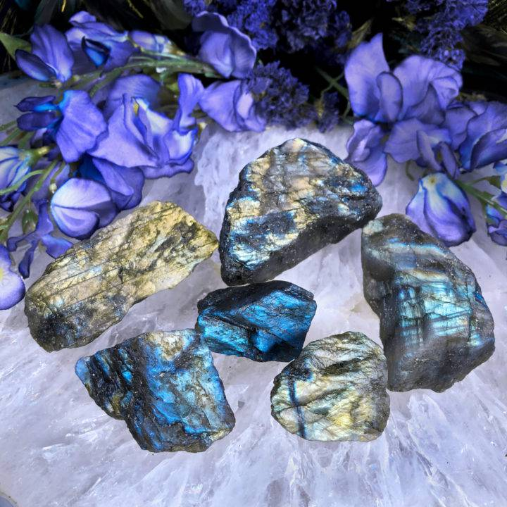 Natural Labradorite
