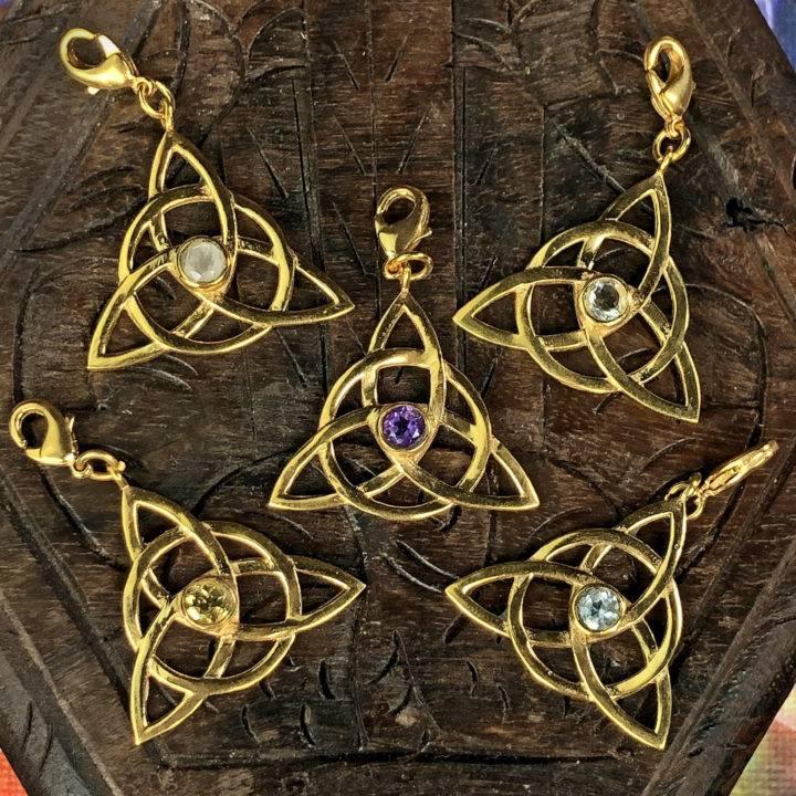 New Moon Divination Magic: Gemstone Reading Box Set