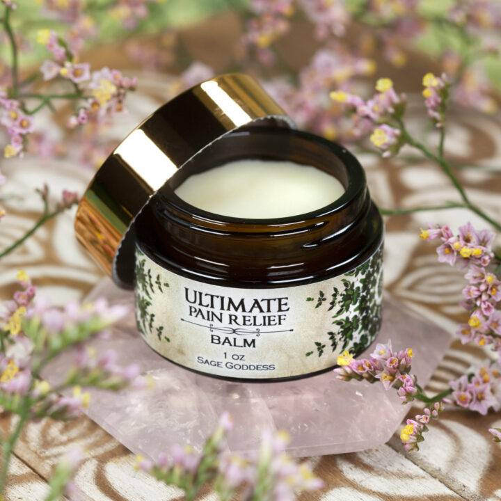 Ultimate Pain Relief Balm