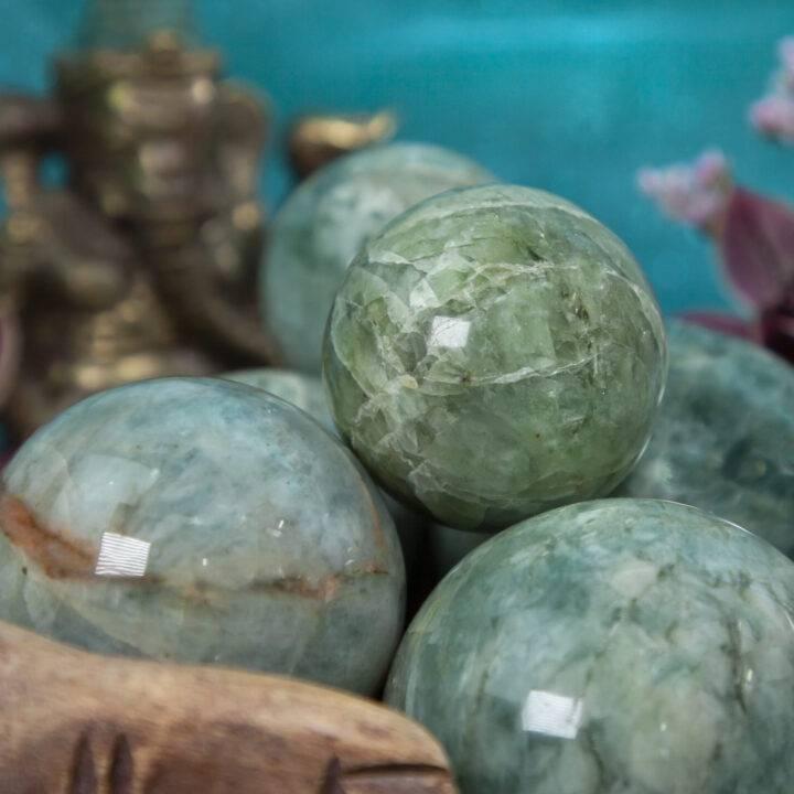 Aquamarine Empath Sphere