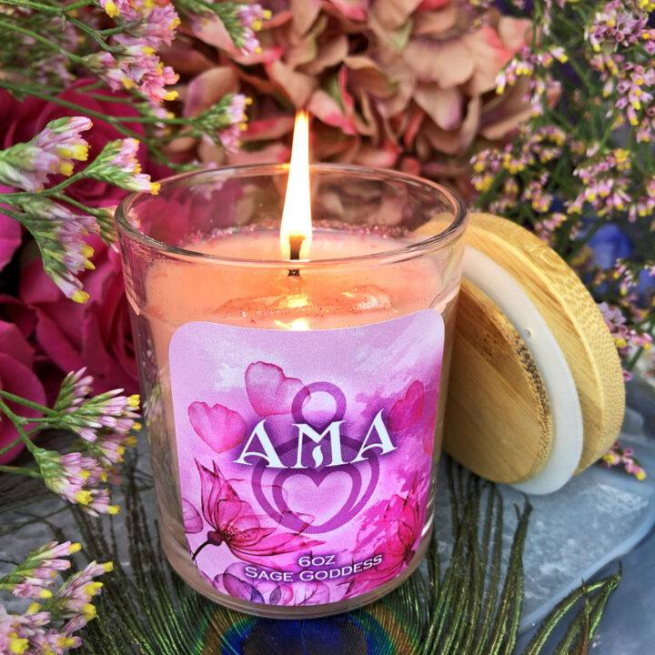 Ama Intention Candle