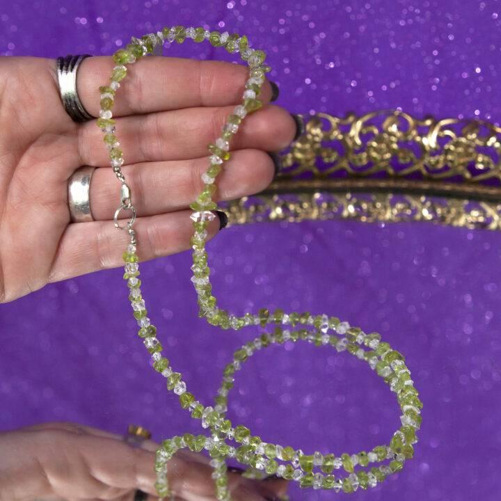 Amplified Prosperity Necklace