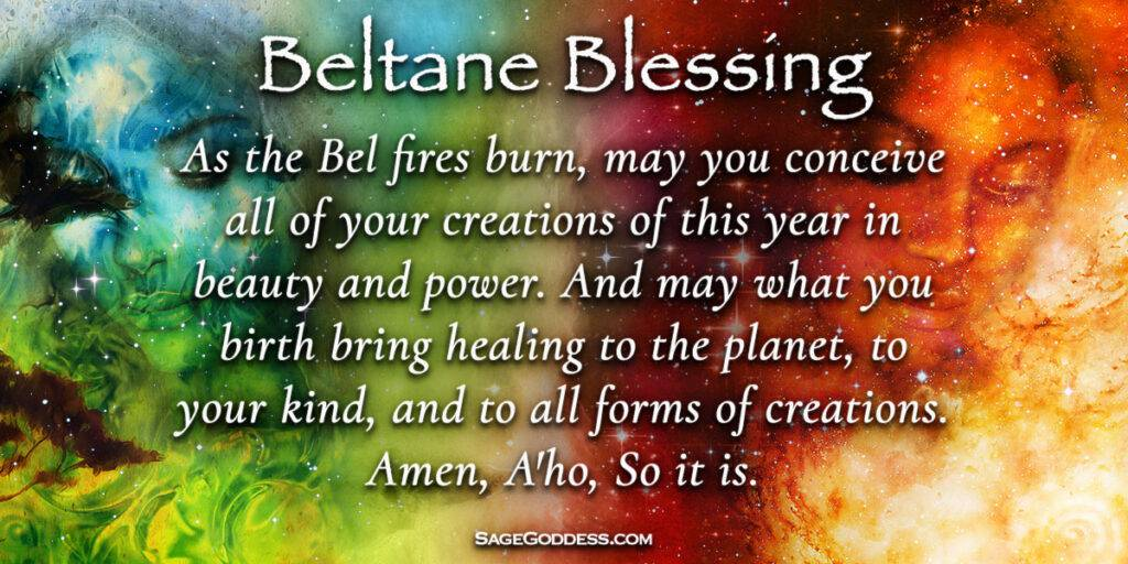 Beltane - The Inextinguishable Fire