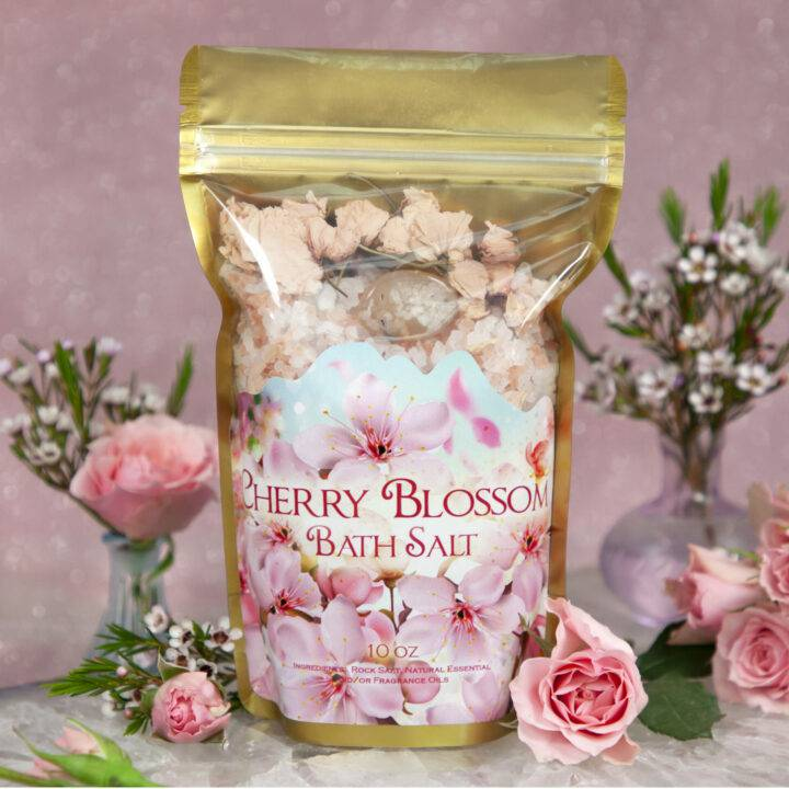 Cherry Blossom Bath Salt