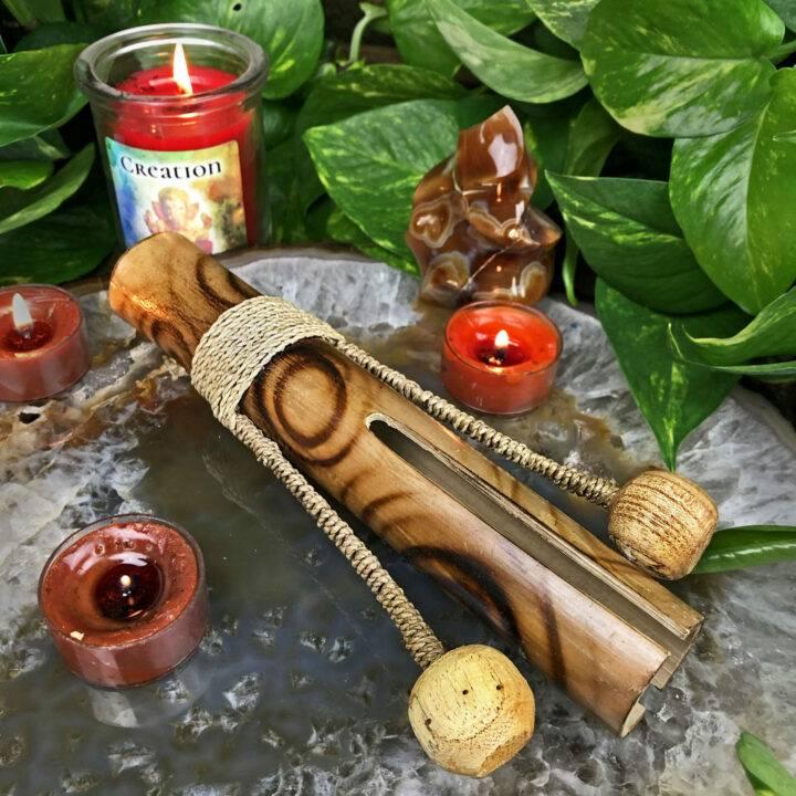 Etek-Etek Bamboo Percussion Instrument from Bali