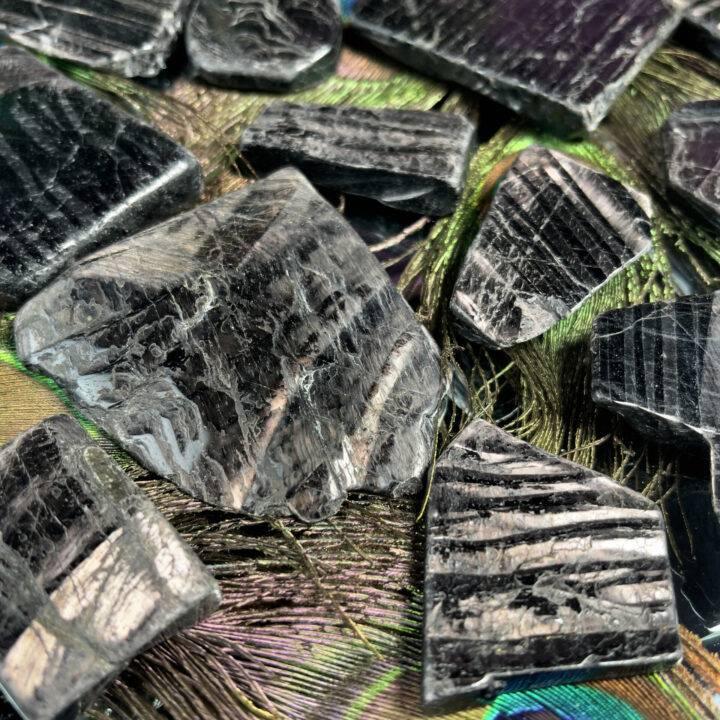 Grounding Hypersthene Bra Stone