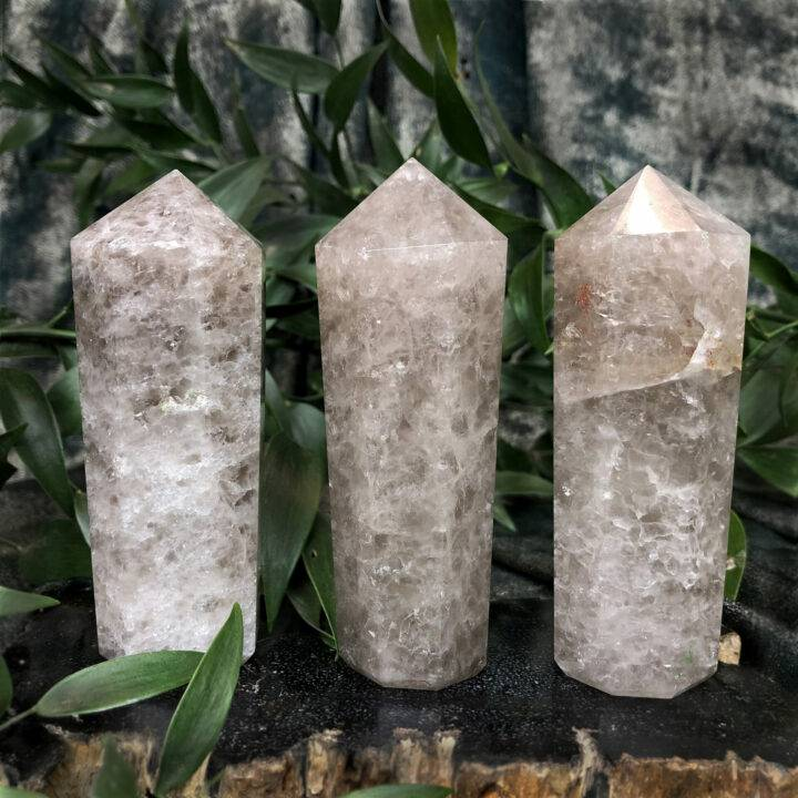 Infinite Purification Smoky Quartz Generator