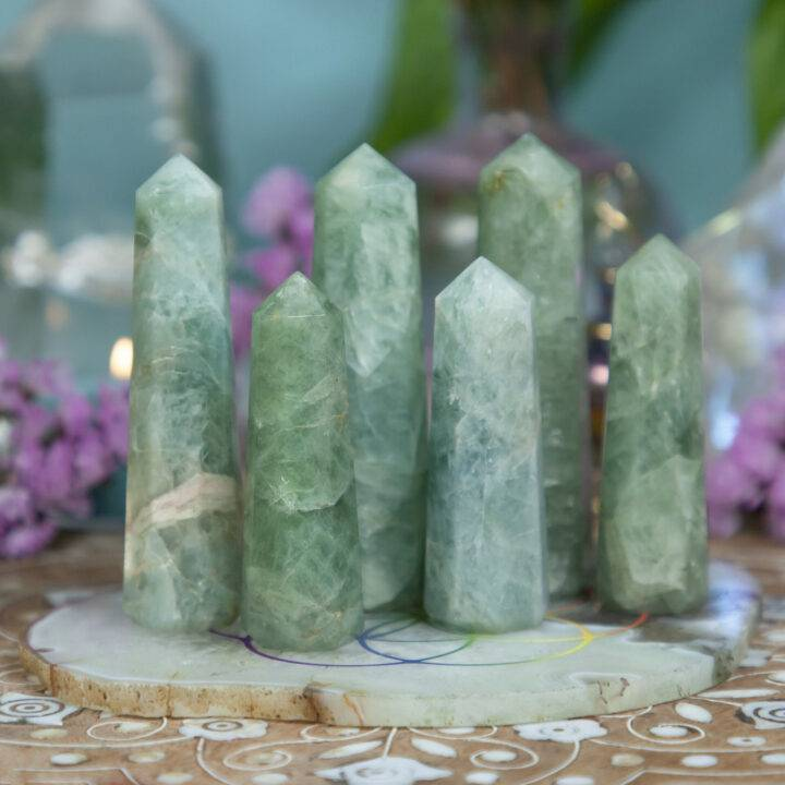Emotional Healing Aquamarine Generator