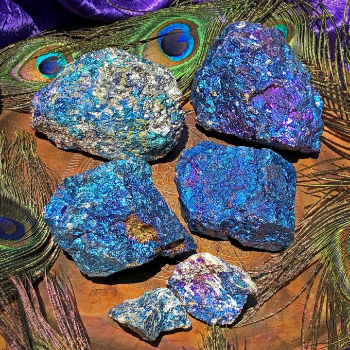 Natural Chalcopyrite