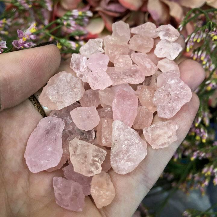 Natural Morganite