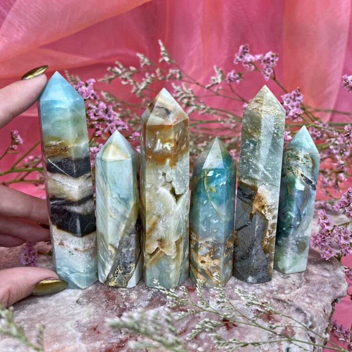 Not Your Mother's Holy Cow Amazonite Generator