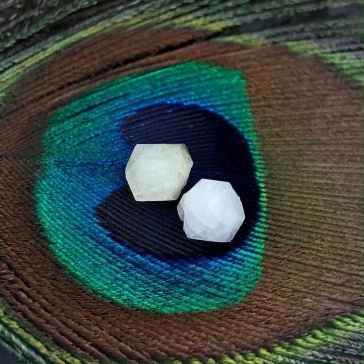 Rhodizite Crystals