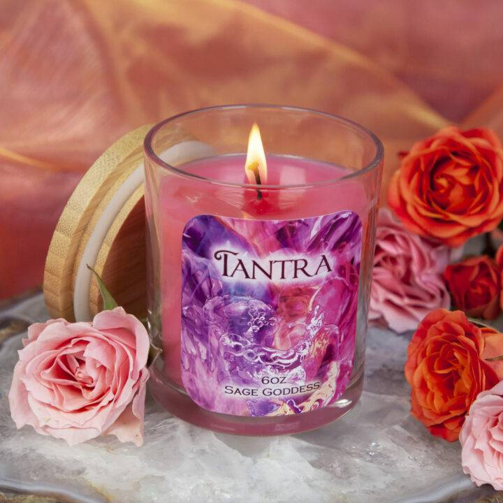 Tantra Intention Candle