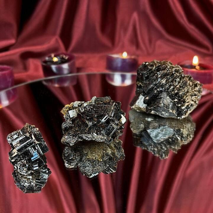 Vesuvianite Sex Cluster