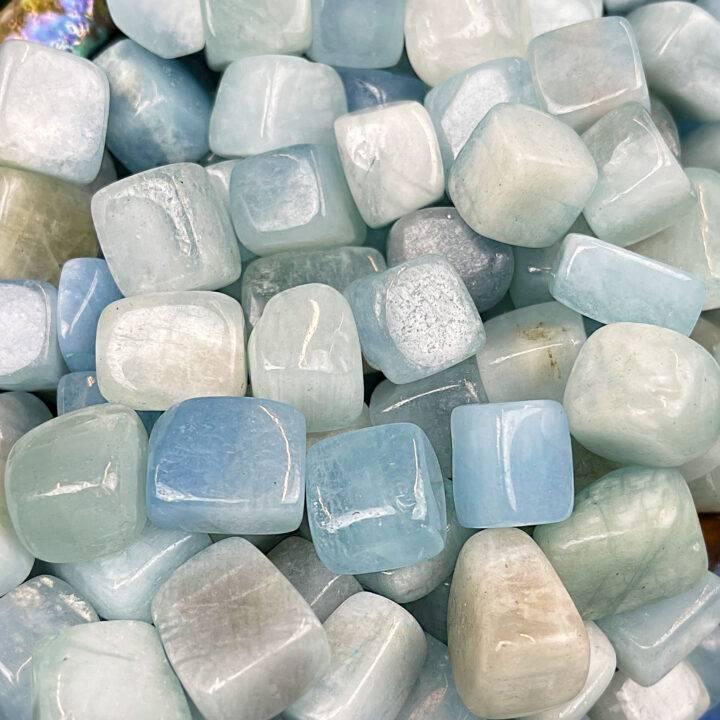 Aquamarine Cube