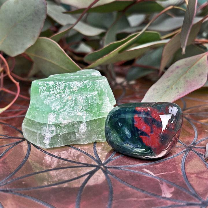 Beginner Gemstone Duo: Healing