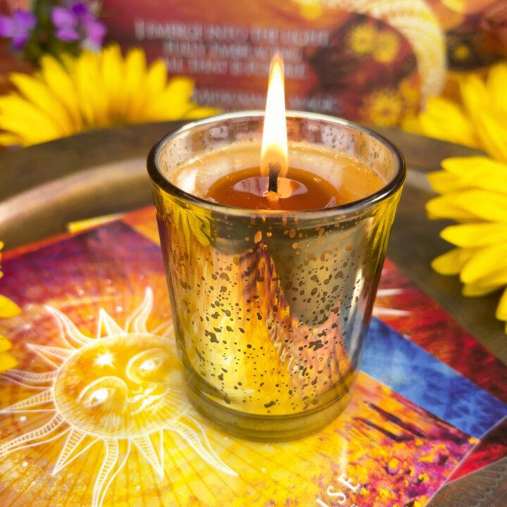 Cerridwen's Cauldron of Inspiration Light of Litha Set
