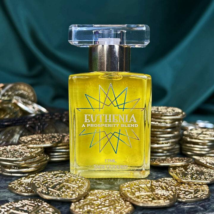 Euthenia Goddess of Wealth Perfume